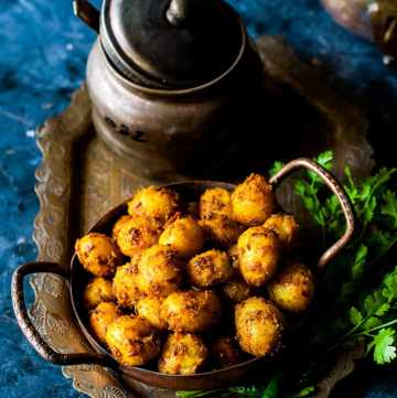 Instant Pot Roasted Potatoes with Cumin-Indian Jeera Aloo