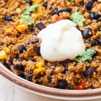 Instant Pot Quinoa Bowl