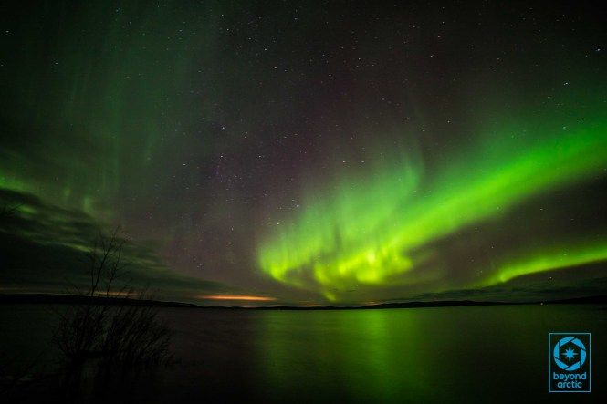 See the Northern Lights with Beyond Arctic