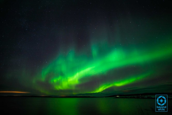 See Northern Lights with Beyond Arctic