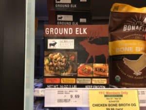 Ground Elk