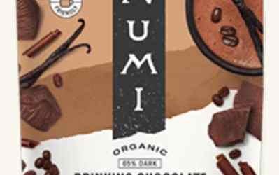 Organic Drinking Chocolate with Mocha