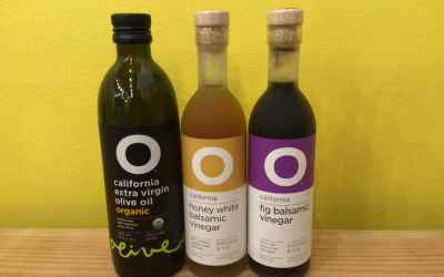 O Olive Oil & Balsamic Vinegars