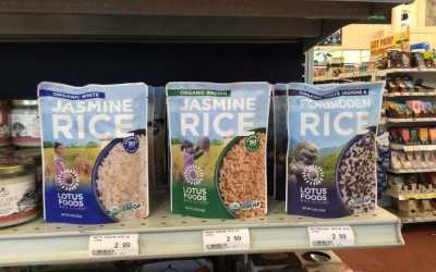Heat and Serve Organic Rice