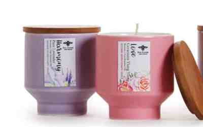 Mother's Day Beautiful Candle Gifts