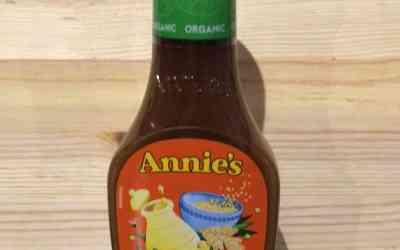 Organic Sesame Ginger Vinaigrette
