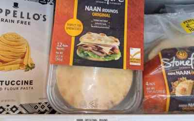 Stonefire Naan Rounds