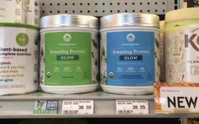 Plant based protein & nutrition for adults & toddlers