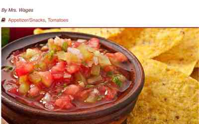 Mrs. Wages Pickle and Salsa Mixes