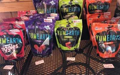 Yum Earth Organic Halloween Candy