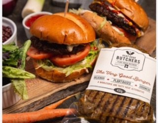 We Butcher Beans! The Very Good Burger & The Very Good Taco Stuffer