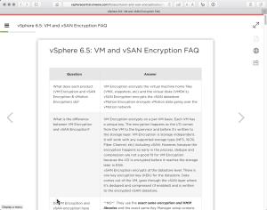 encryption faq browser