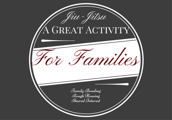 bjj for families