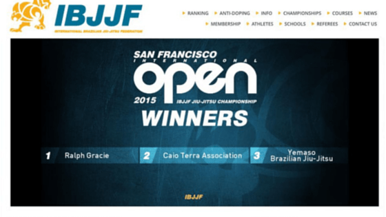 Yemaso BJJ Brings Back 3rd Team Title in a Row from IBJJF SF Open