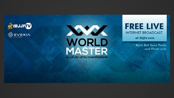 world masters ibjjf