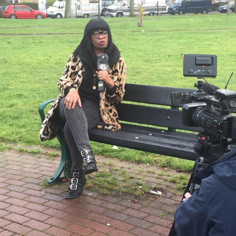 Yvonne Interview
