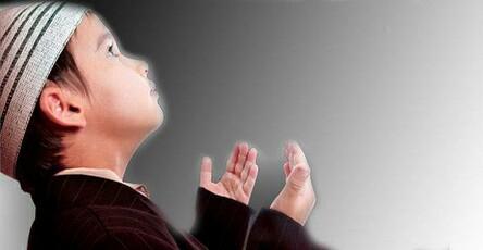 Miniklere Yemek Duası