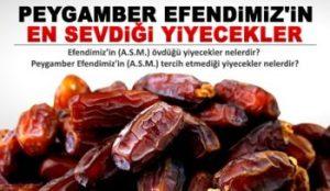 peygamber-efendimizin-sevdigi-yiyecekler