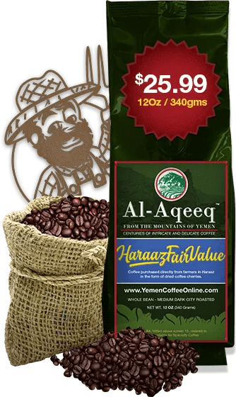 Yemen Coffee Online Haraaz Fairvalue