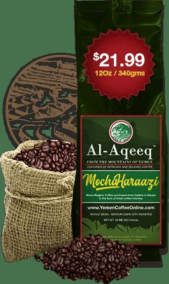 Yemen Coffee Online Mocha Haraazi