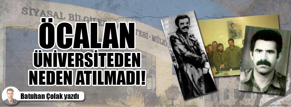 Öcalan'dan canlı bombaya!