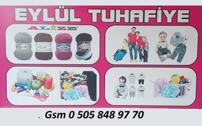 Read more about the article Eylül Tuhafiye