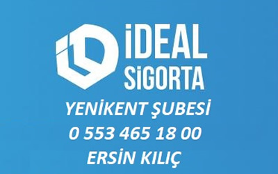 Read more about the article Yenikent İdeal Sigorta