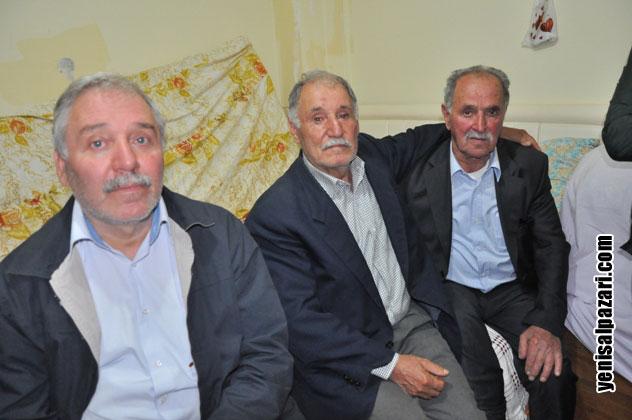 """Şehit Askerin Dedesi Ali Sait Al, """"Bu bizim sülalede 7'inci Şehidimiz"""" dedi"""