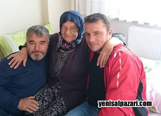 İşadamı Yaşar Özcan, kardeşiyle birlikte bir süre önce halası Ayşe Bulan'ı ziyaret etmişti