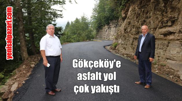 asfalt gokcekoy