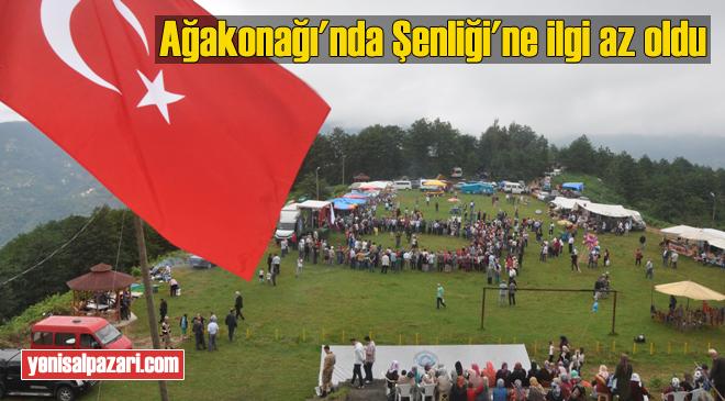 23. Ağakonağı Şenliği'nde Sancaktepe Belediye Başkanı İsmail Erdem ağırlandı