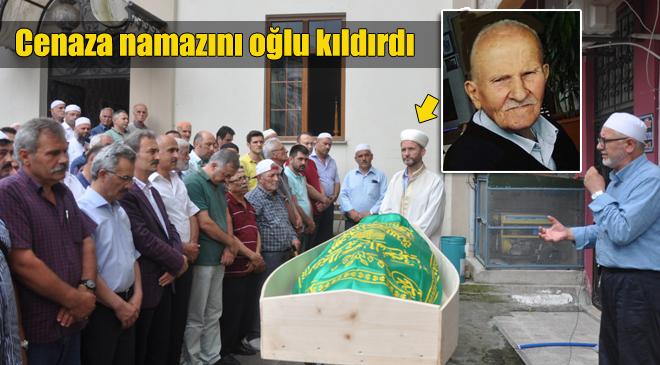 Hasan Çakır'ın cenazesi Üzümözü Mahallesi'nde toprağa verildi