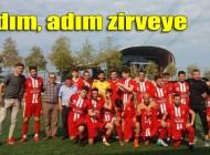 Şalpazarıspor güçlü rakibi 1985 Derecikspor'u 2-1'le geçti