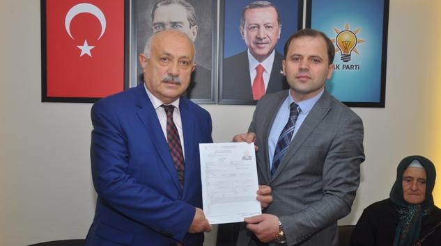 Ahmet Yüksel Gülay AK Parti Şalpazarı Belediye Başkanı Aday Adayı