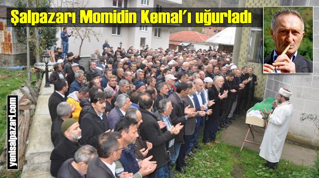 Kemal Karagül'ün cenazesi, Düzköy'de toprağa verildi