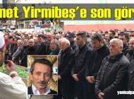 Emekli Öğretmen İsmet Yirmibeş Şalpazarı'nda son yolculuğuna uğurlandı