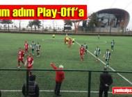 Şalpazarıspor Play-Off yolunda Yeşilköyspor'u 2-0 mağlup etti