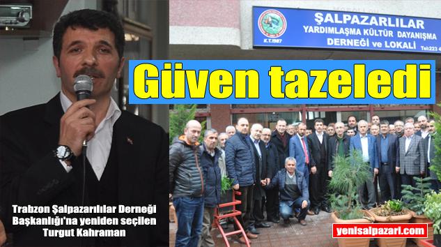 Trabzon Şalpazarılılar Derneği genel kurul toplantısı yapıldı