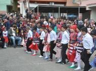 Şalpazarı'nda 23 Nisan Ulusal Egemenlik ve Çocuk Bayramı coşkuyla kutlandı