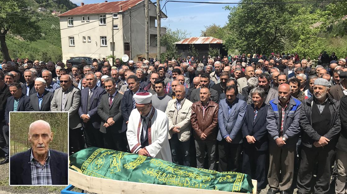Fehmi Yanık'ın cenazesi Sayvançatak'ta toprağa verildi