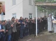 Mustafa Karagöz'ün cenazesi Geyikli'de toprağa verildi