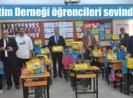 Şalpazarı Eğitim Derneği ilkokul birinci sınıf öğrencilerine okuma seti gönderdi