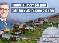 Eskala ve Kadırga'ya binlerce fidan dikilecek