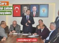 AK Parti Kasım Ayı İlçe Danışma Meclisi Toplantısı yapıldı