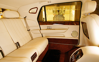 Inside A Bentley Limo Cool Cars - Cool cars inside