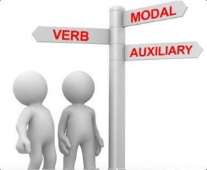 Verbos auxiliares