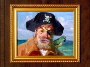 Cuando en el Urban Dictionary hablen de un pirata furioso, que sepáis que no se refieren precisamente a esto.