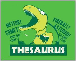 Diccionarios thesaurus