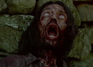 Sin mi after shave matutino, parezco un zombie...