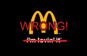 Verbos de estado o Stative verbs - McDonalds Wrong!!
